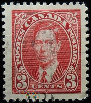 Kanada 3c Jerzy VI