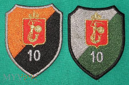10.Pułk Samochodowy – JW 3263 (1953–1996) Warszawa