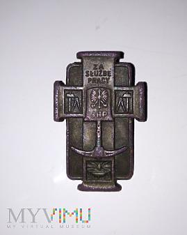 Odznaka Za Służbę Pracy, 1936