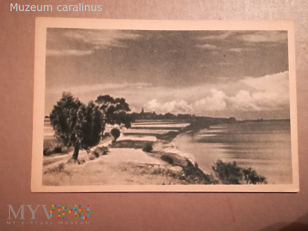 Zatoka Pucka - Widok na Swarzewo