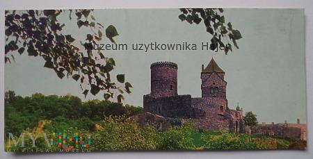 BĘDZIN Zamek pierwotnie gotycki , przebudowany