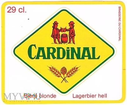 cardinal biére blonde