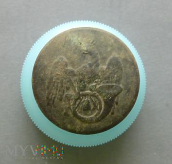 Duże zdjęcie Pruski guzik pocztowy