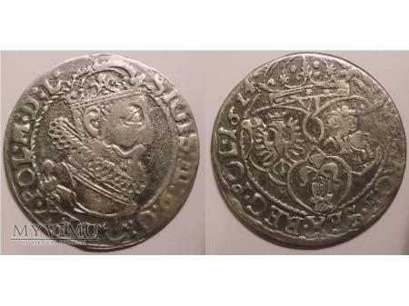 1624 szóstak koronny Zygmunt III Waza Kopicki 1260