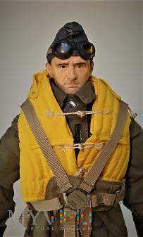 Feldwebel (sierżant)- pilot z 3.Staffel Kpfgsw.51.