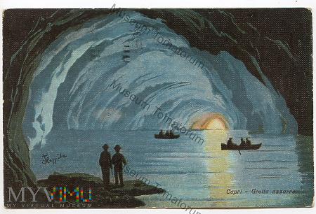 Capri - Lazurowa Grota - 1925