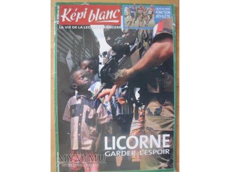 Duże zdjęcie Kepi Blanc 98