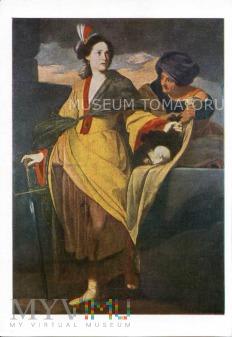 Judyta w obozie Holofernesa