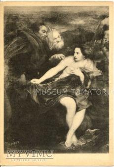 Dyck - Zuzanna i starcy