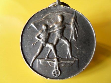 Medal za anschluss Austrii