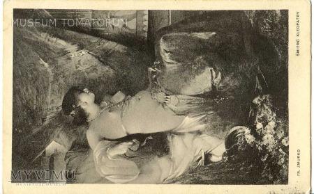 Żmurko - Śmierć Kleopatry
