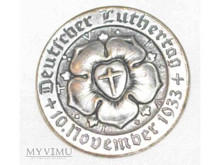 Niemiecka odznaka Luthertag 1933