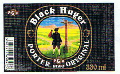 black huger porter oryginal