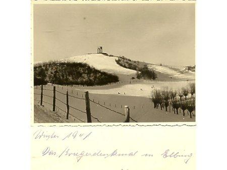 Duże zdjęcie Pomnik na Gęsiej Górze