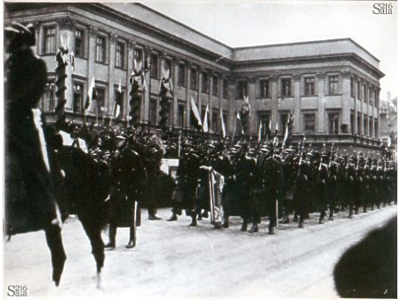 Szkoła Podchorążych Piechoty - Belweder - zdj. 014