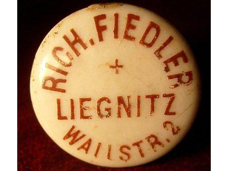Duże zdjęcie Richard Fiedler Wallstrase Nr 2 Liegnitz