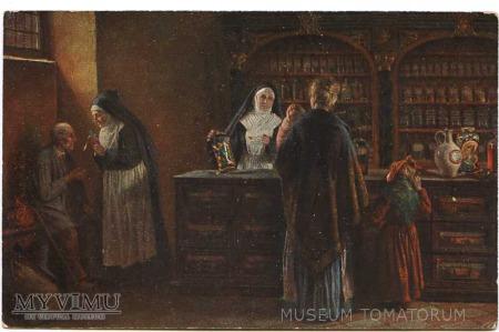 Wirth - Zakonnica - Caritas
