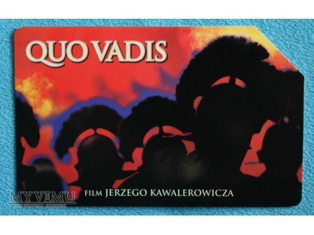 Quo Vadis