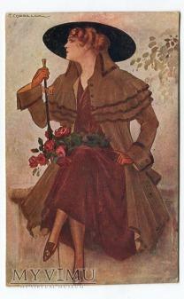 Corbella Pozdrowienia od żołnierza Włochy 1918