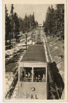 Zakopane lata 50-te - Gubałówka