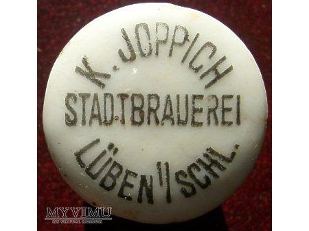 K.Joppich Stadtbrauerei Luben