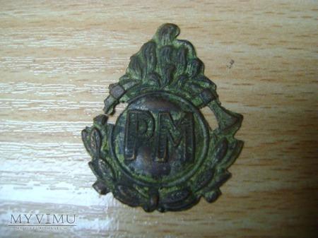 odznaka strażacka II RP