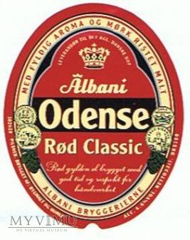 albani odense rød classic
