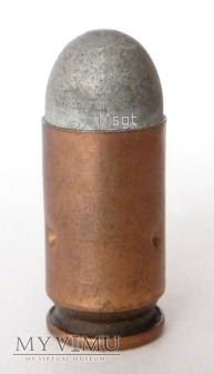 Duże zdjęcie 9 mm X 18 NABÓJ SIEMINA ( MAKAROW ) - SZKOLNY