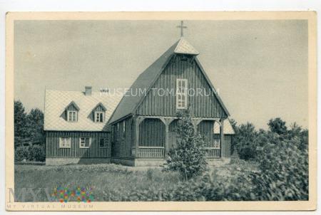Duże zdjęcie Dębki - Kaplica - 1939