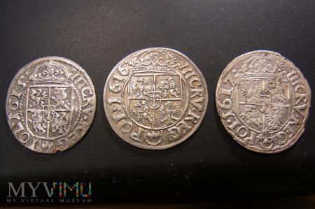 III krucierze 1615, 16 i 17