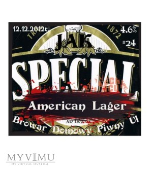 jak special american lager