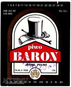 Żary, baron