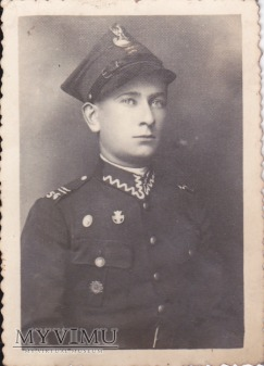 Fotografia kaprala 56 Pułku Piechoty Wlkp.