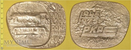 Medal kolejowy Pomorskiej DOKP