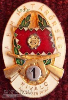 Odznaka: LBM HATARORSEG