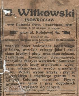 "Duże zdjęcie 11 ""Gazeta Toruńska - Codzienna"" lipiec 1914"