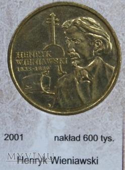 2 zł 2001 06