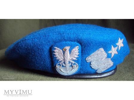 Beret niebieski LWP