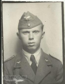 Żołnierz niemiecki Luftwaffe