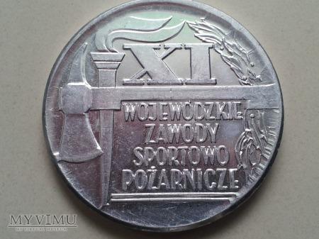 XI Zawody Sportowo Pożarnicze Kielce 1979