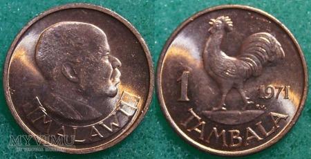 Malawi, 1 TAMBALA 1971