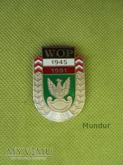 Odznaka jubileuszowa WOP