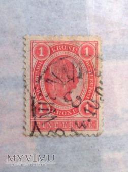 Franz Joseph 1899 1 kr - Korona austro-węgierska