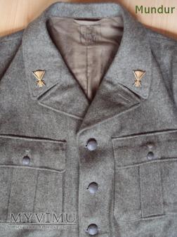 Szwecja: uniform m/39-58