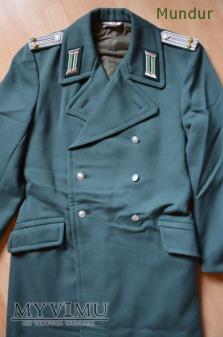 Volkspolizei - płaszcz zimowy oficera