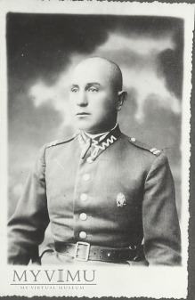 Kapral Antoni Hawryluk z 25 Pułku Ułanow Wielk.