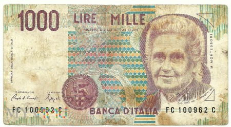 1000 LIRÓW