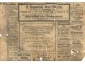 21 Nieznana niemiecka gazeta 28 lipiec 1914