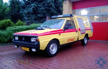FSO Polonez Truck Ratownictwo Techniczne