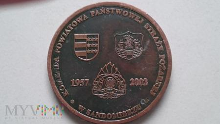 Duże zdjęcie Komenda Powiatowa PSP w Sandomierzu